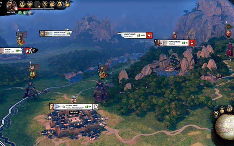 Total War: THREE KINGDOMS EUROPE