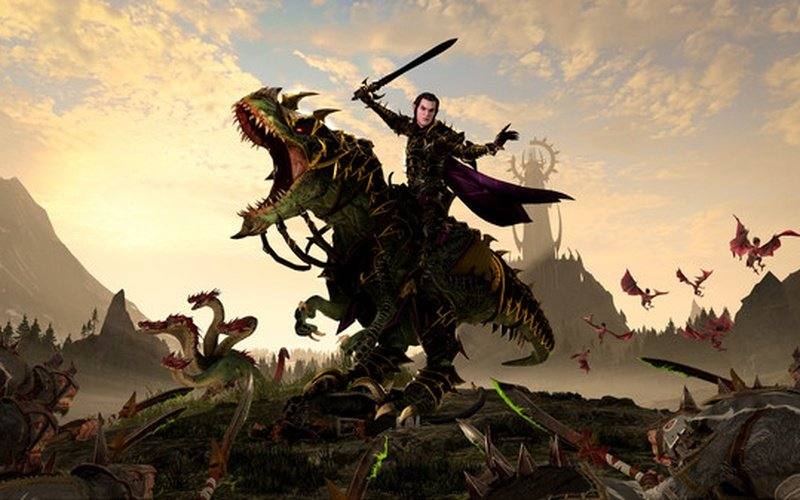 Total War: WARHAMMER II - The Shadow & The Blade EUROPE