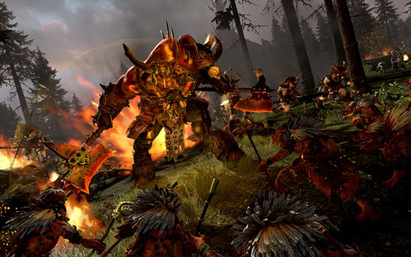 Total War: WARHAMMER II - The Silence & The Fury EUROPE
