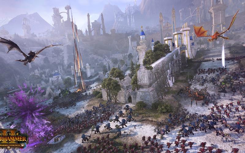 Total War: WARHAMMER II - The Warden & The Paunch