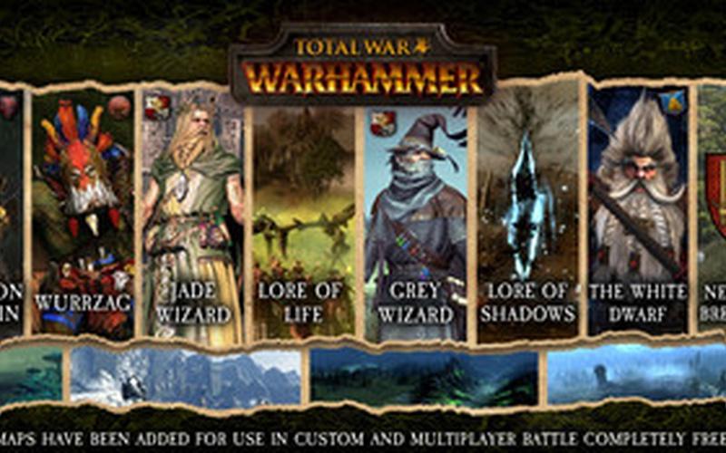 Total War: WARHAMMER EUROPE