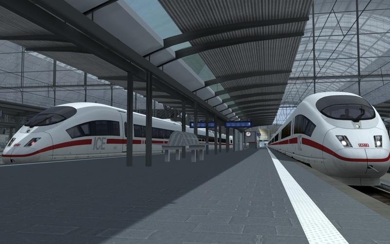 Train Simulator 2017 Télécharger ou gratuit torrent version complete version L'édition suivante de la série célèbre de tournant de simulateurs informatique.