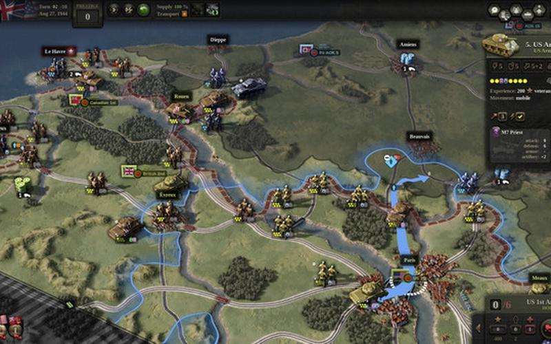 Unity of Command II EUROPE