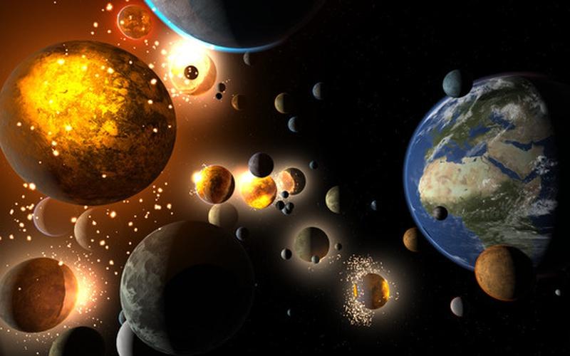 Universe Sandbox EUROPE