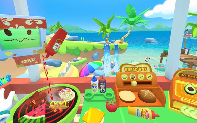Vacation Simulator VR