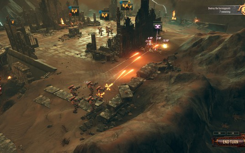 Warhammer 40,000: Battlesector EUROPE