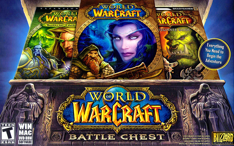 World of Warcraft Battle Chest + 30 days EU