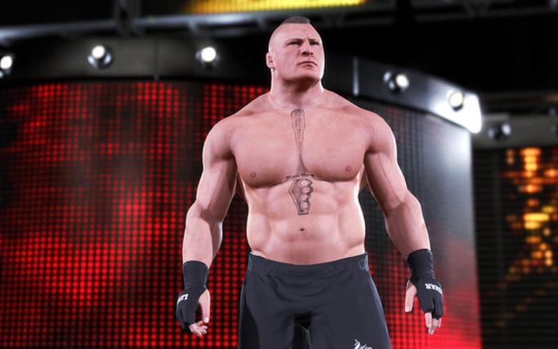 WWE 2K20 EUROPE