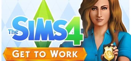 Buy The Sims 4 Get to Work for Origin PC