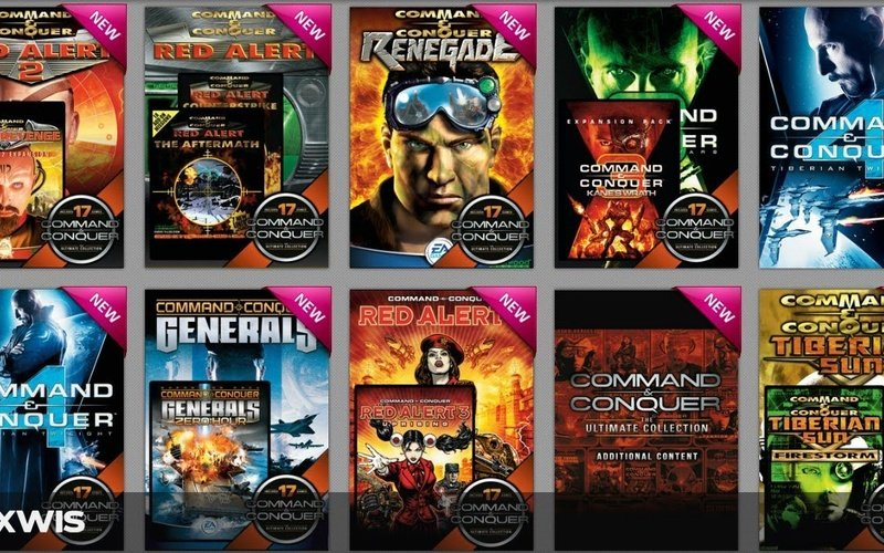 Command And Conquer Ultimate Collection: Buy COMMAND & CONQUER THE ULTIMATE COLLECTION Origin PC