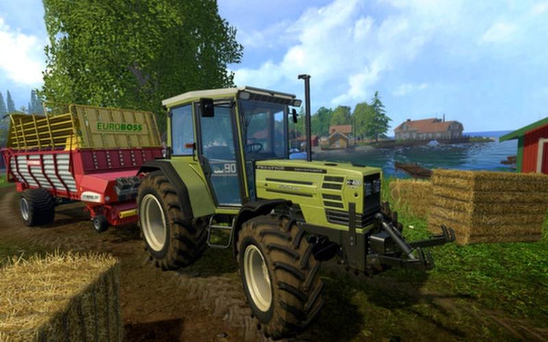 Farming Simulator 15 Steam Edition