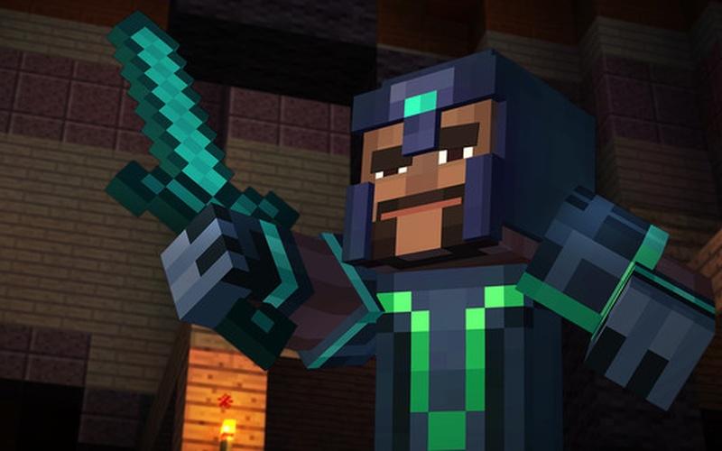 Minecraft: Story Mode - A Telltale Games Series