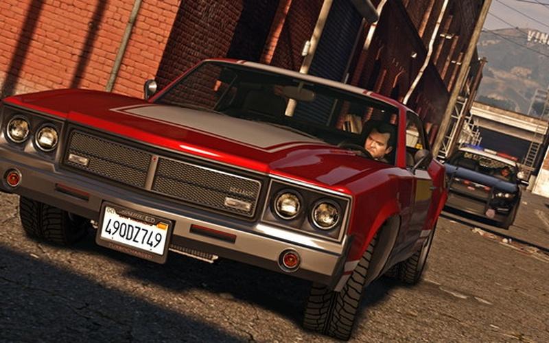 Grand Theft Auto V RockStar Edition