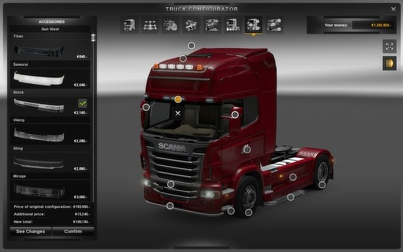 euro truck simulator 2 on steam pc game hrk game. Black Bedroom Furniture Sets. Home Design Ideas