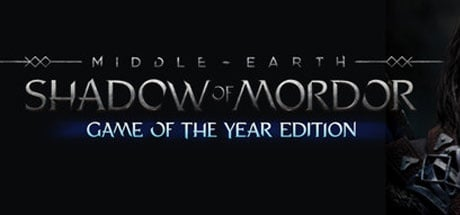 Middle-earth Shadow of Mordor Game of the Year Edition