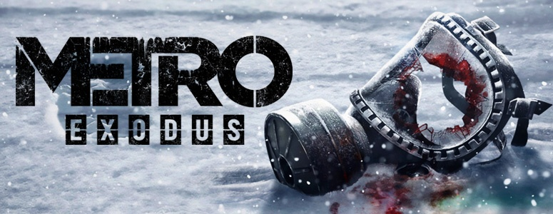 Metro Exodus EUROPE EPIC GAMES