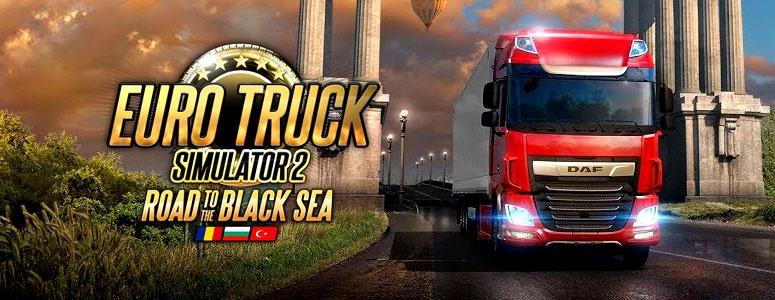 Buy Euro Truck Simulator 2 - Road to the Black Sea for Steam PC