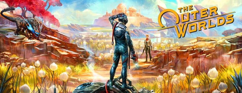 Buy The Outer Worlds EUROPE for Epic Games PC