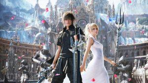 Final Fantasy V - Regalia Type-D