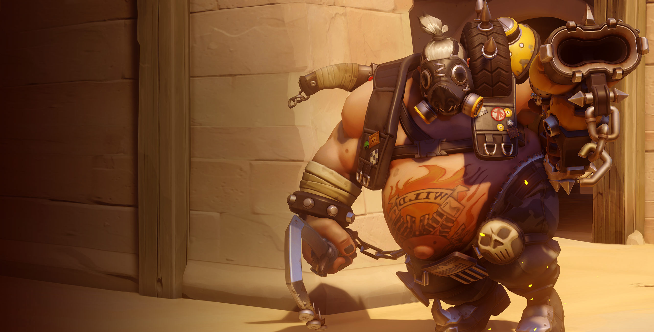 Roadhog Overwatch