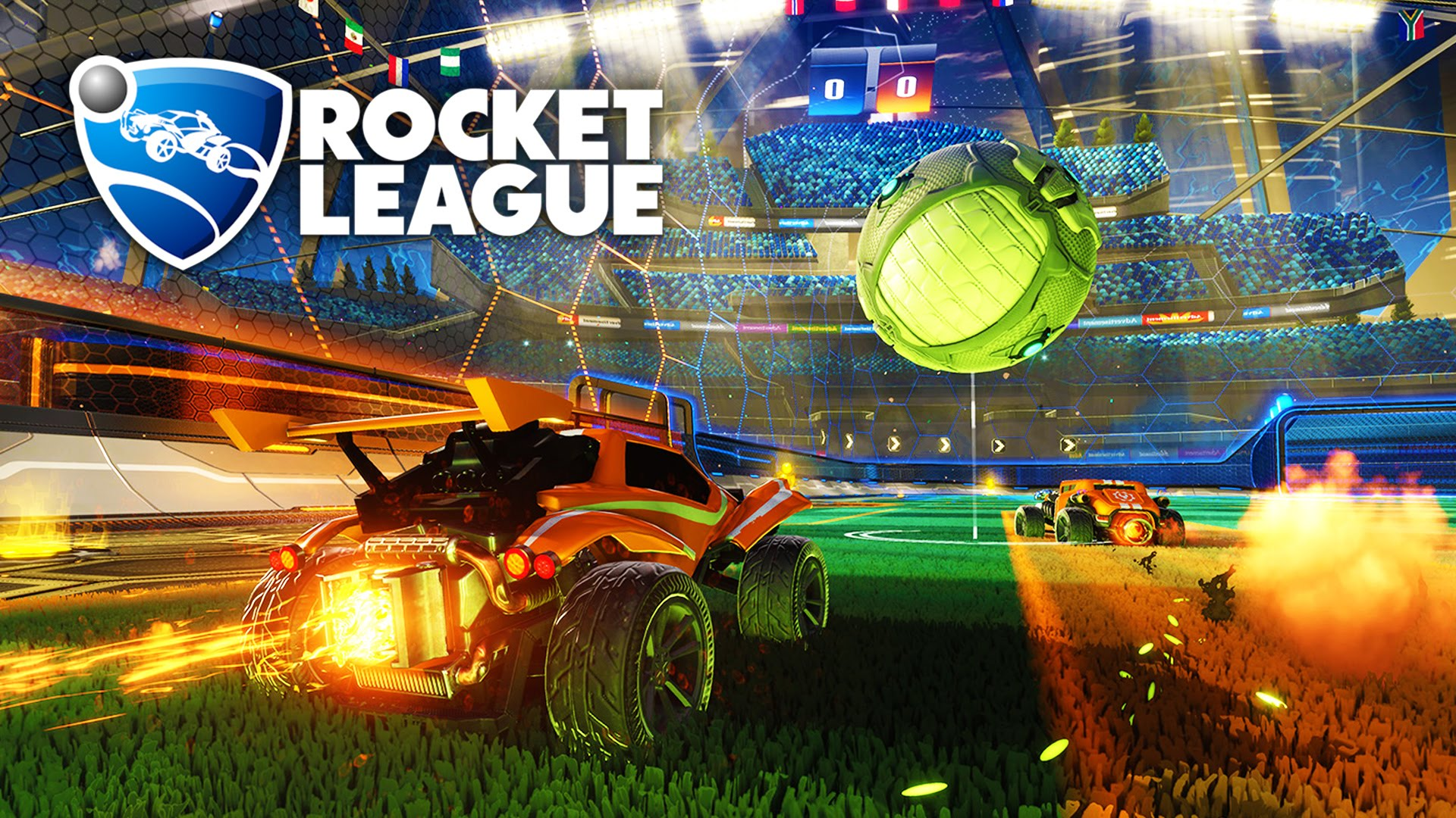 Nintendo - Rocket League