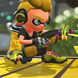 Splatoon 2 Performs Well in UK Charts