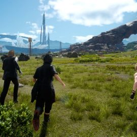 Closed Testing Announced For Final Fantasy XV: Comrades Multiplayer Expansion
