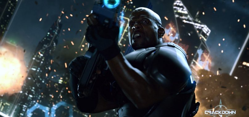 Further Details on Crackdown 3 Revealed at Comic Con