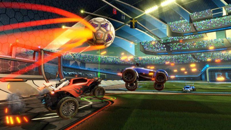 Nintendo Welcomes Cross-Platform Play in Rocket League