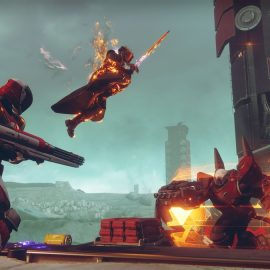 Destiny 2 Gets New Crucible Trailer
