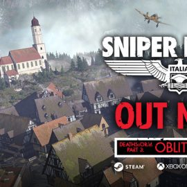The Final Part of Sniper Elite Deathstorm is Out
