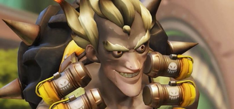 Junkrat To Be Reworked in Overwatch