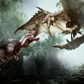 New Gameplay Video Showcased for Monster Hunter World