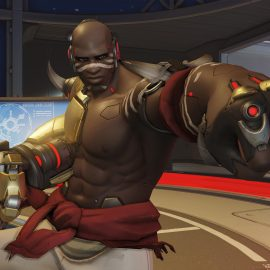 Overwatch Gets New Patch Notes