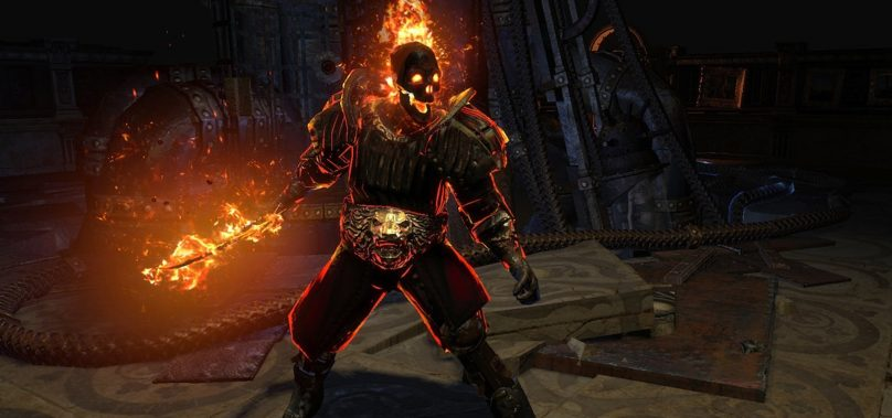 Path Of Exile Closed Beta Begins on Xbox One