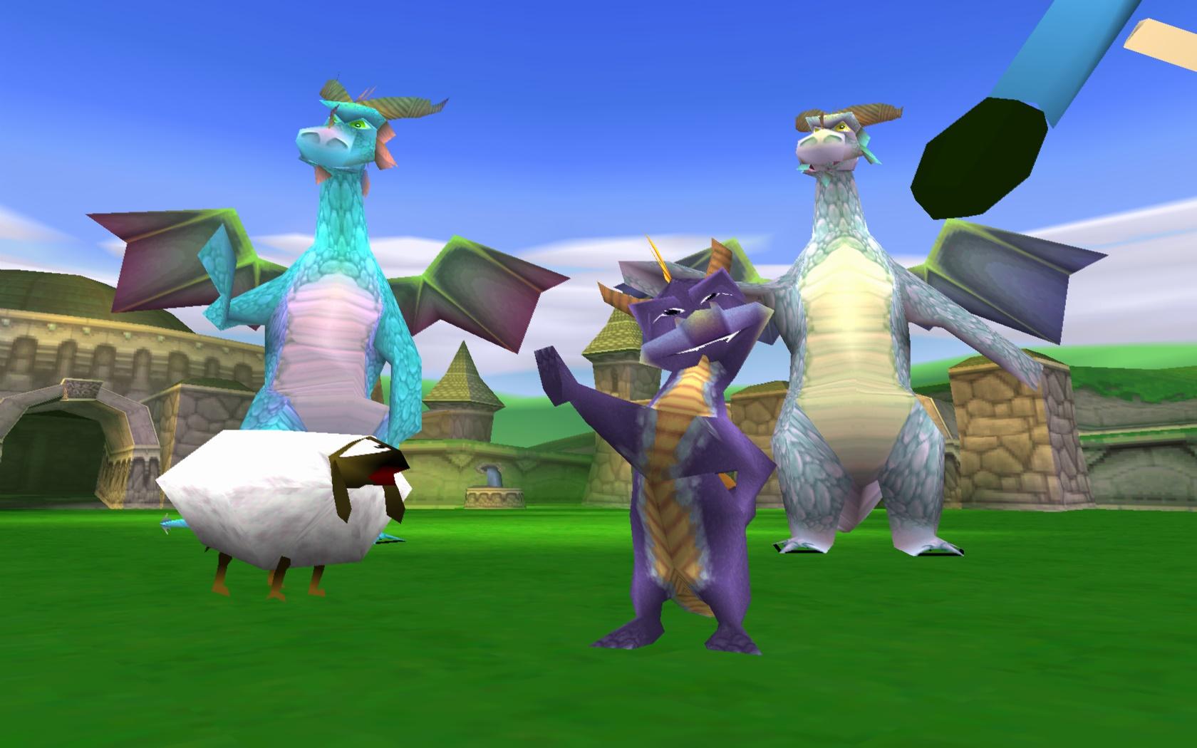could spyro the dragon make a return hrk newsroom