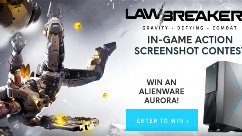 Alienware Offering Prizes For In-Game Screenshots