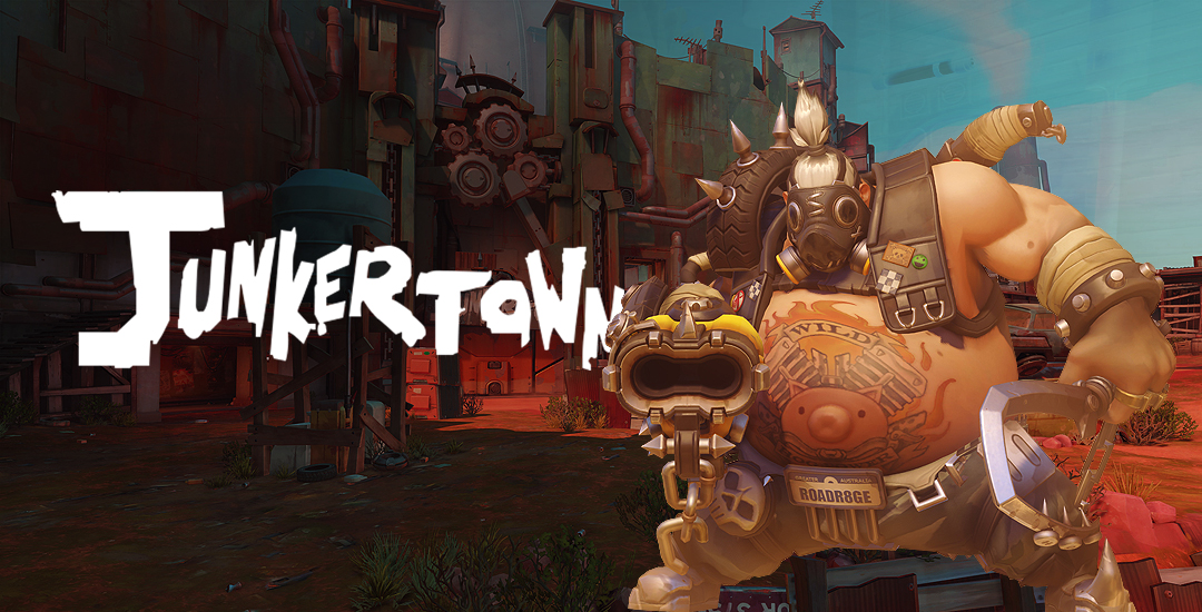 Junkertown New Overwatch Map Available For Play - hrkgame