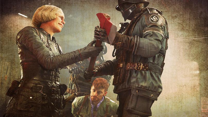Three New Roles coming In Wolfenstein II - hrkgame