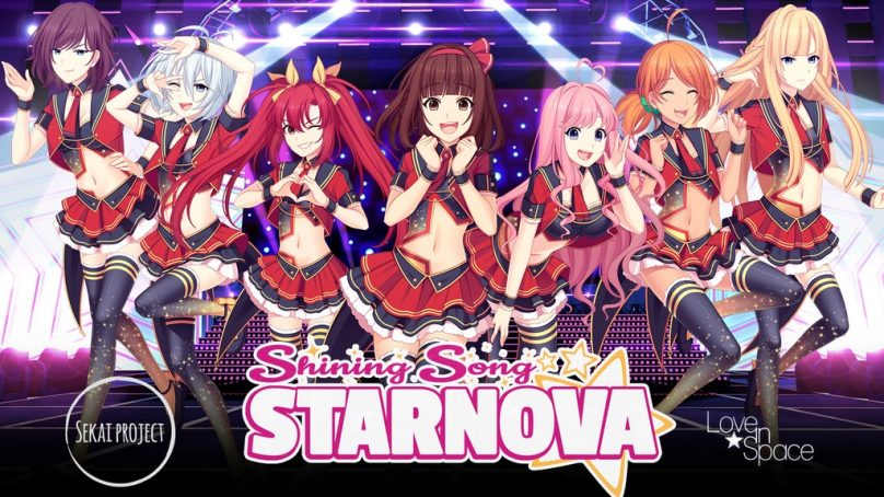 "New ""Idol"" Kickstarter Shining Song Starnova Has Launched"
