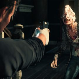The Evil Within 2 Will Bring More Freedom to Players