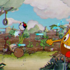 Check Out This Cuphead Gameplay Video on Xbox One X