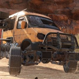Crossout Alters Faction Access Mechanics