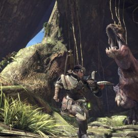 Monster Hunter: World Release Date Announced