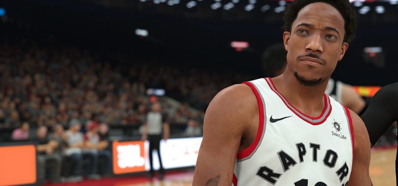 NBA 2K18 Is Now Available