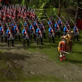 Cossacks 3 Top 16 Players Revealed