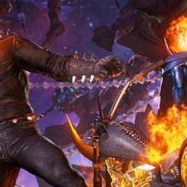 Ghost Rider Infinite Combo Patched Out of Marvel vs. Capcom: Infinite