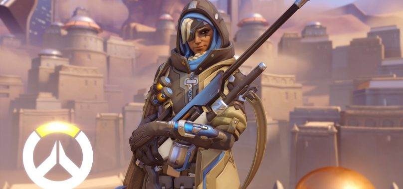 Two Overwatch Heroes Heading To Heroes of the Storm