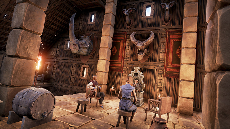 Conan Exiles Making Changes to Thralls
