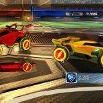 Rocket League Flash